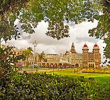 Mysore Grandeur by abhishek dasgupta