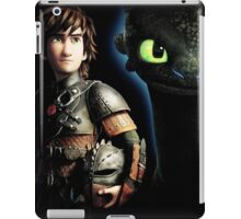 How To Train Your Dragon 8 iPad Case/Skin