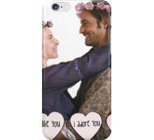 Juliet & Sawyer - Lost iPhone Case/Skin