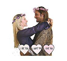 Juliet & Sawyer - Lost Photographic Print