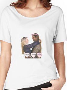 Juliet & Sawyer - Lost Women's Relaxed Fit T-Shirt