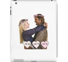 Juliet & Sawyer - Lost iPad Case/Skin