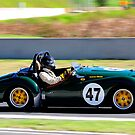 Andrew Gibson #47   Retro Speed Fest   2014 by Bill Fonseca