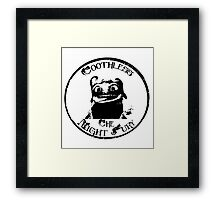 Toothless the Night Fury 2 Framed Print