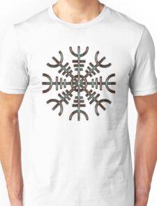 Aegishjalmur / Helm of Awe - THE SEA 2 Unisex T-Shirt