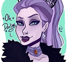 Ever After High Cheshire Cat by peculiarstar