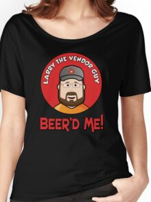 Larry The Vendor Guy Women's Relaxed Fit T-Shirt