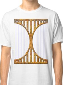 Heart love retro style gifts Classic T-Shirt