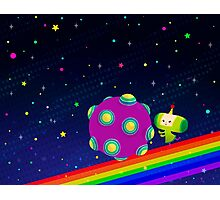 Katamari Damacy Photographic Print