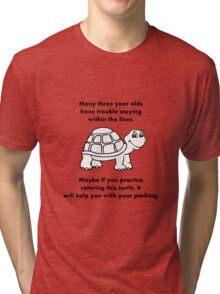 Turtle Park Tri-blend T-Shirt
