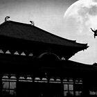 Tōdai-ji Temple - Nara, Japan by Marek M