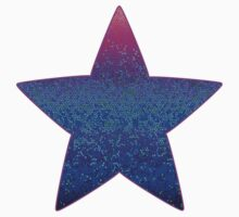 Glitter Star Dust Baby Tee