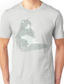 Mr Dobber Kitty Unisex T-Shirt