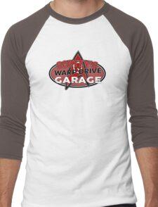 Scotty's Warp Drive Garage Men's Baseball ¾ T-Shirt