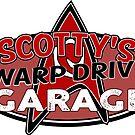 Scotty's Warp Drive Garage by Jeff East