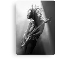 Rock'n'Roll Metal Print