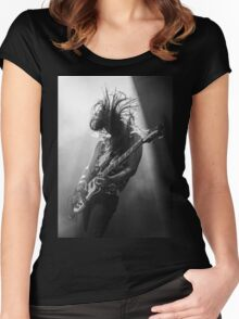 Rock'n'Roll Women's Fitted Scoop T-Shirt