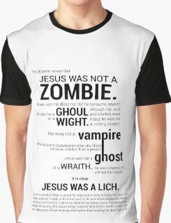 Holy Jesus #1 Graphic T-Shirt
