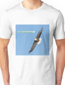 Let Your Spirit Fly Free 2016 Unisex T-Shirt