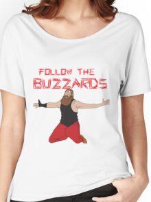 WWE Bray Wyatt Follow The Buzzards  Women's Relaxed Fit T-Shirt