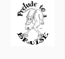 Great Dane Play Bow Caricature Prelude to a Bruise Unisex T-Shirt