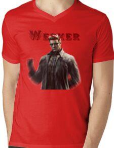 Resident Evil: Wesker Mens V-Neck T-Shirt