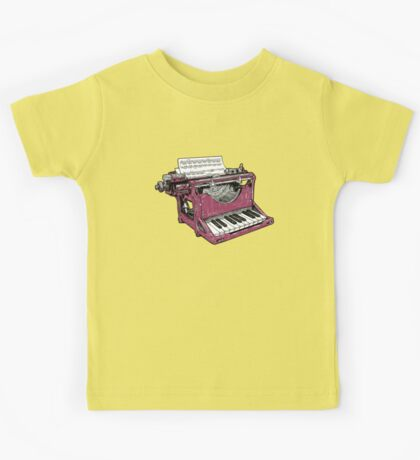 The Composition - P. Kids Tee