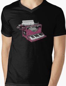 The Composition - P. Mens V-Neck T-Shirt