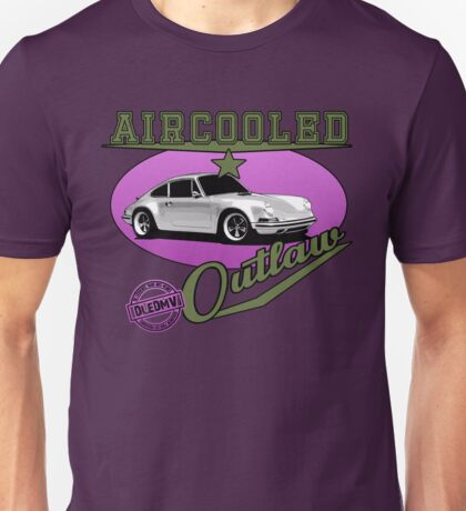 DLEDMV - Aircooled Outlaw T-Shirt