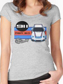 DLEDMV - RSR 3.0 Women's Fitted Scoop T-Shirt