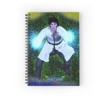 Rahion Sightsion - Spiritkate Spiral Notebook