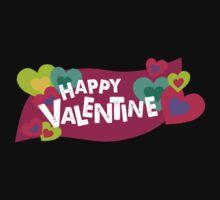 Happy Valentine! by OpenArtStudio