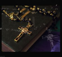 Holy-Canon 50mm by TeAnne
