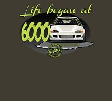 DLEDMV - Life began at 6000 Unisex T-Shirt