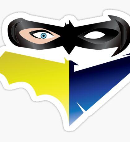 Bat Night  Sticker
