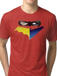 Bat Night  Tri-blend T-Shirt