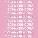 1-800-NYME-CORP by VincenTimes