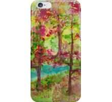 Autumn Reverie iPhone Case/Skin