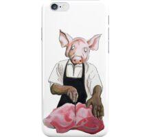 Cannibalpigsm iPhone Case/Skin