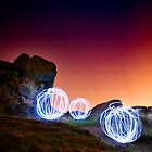 Light Spheres by eatsleepdesign