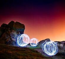 Light Spheres by eatsleepdesign