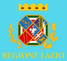 Flag of Lazio Region of Italy  by abbeyz71