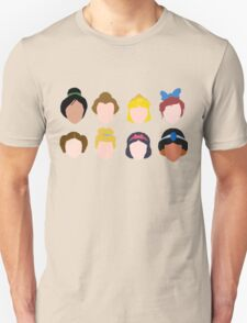 ALL of the Princesses Unisex T-Shirt