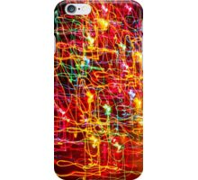 Light, Creative, Abstract, Colorful iPhone Case/Skin