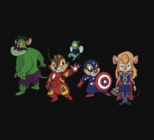 Rescuers Assemble!  Baby Tee
