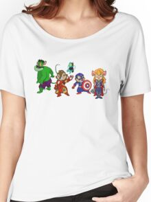 Rescuers Assemble!  Women's Relaxed Fit T-Shirt