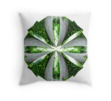 ILOBAHIE poster 012 Throw Pillow