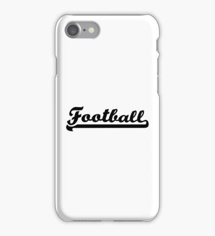 Football sports iPhone Case/Skin