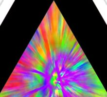 Triangle 70's Sticker