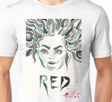"Galina ""Red"" Reznikov (OITNB) (watercolour/aquarelle and ink) Unisex T-Shirt"